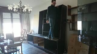 desmontaje armario