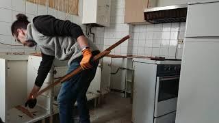 demolicion cocina